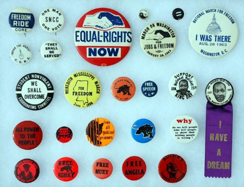 civilrightsbuttons