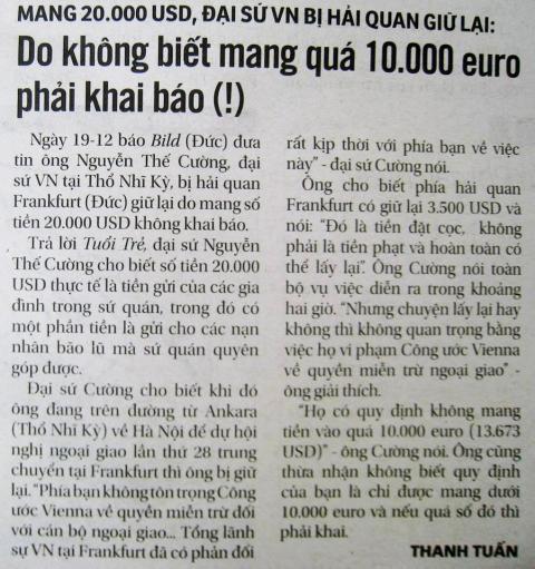 Nguyễn Thế Cường
