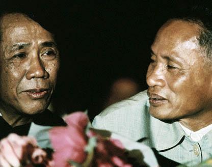 Prime Minister Le Duan and Secretary Le Duan