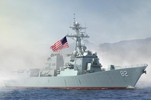 USS Lassen DDG82